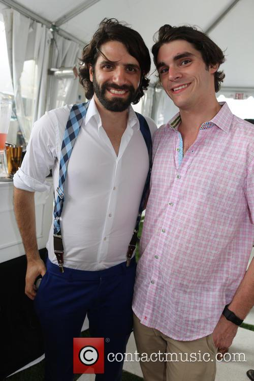 Jon Levy and Rj Mitte 1