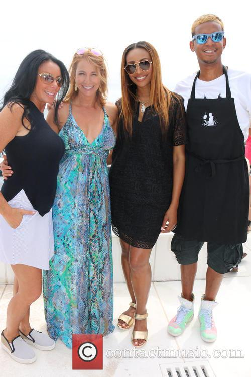 Danielle Staub, Jill Zarin, Cynthia Bailey and Roble Ali 2