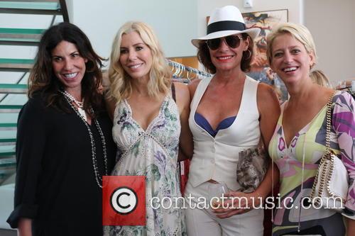 Cindy Barshop, Aviva Drescher, Luann De Lesseps and Dorinda Medley 2