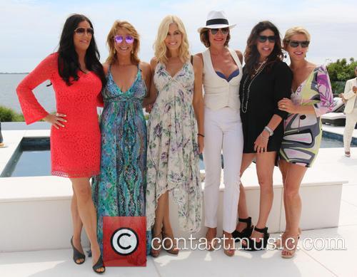 Patti Stanger, Jill Zarin, Aviva Drescher, Luann De Lesseps, Cindy Barshop and Dorinda Medley 2