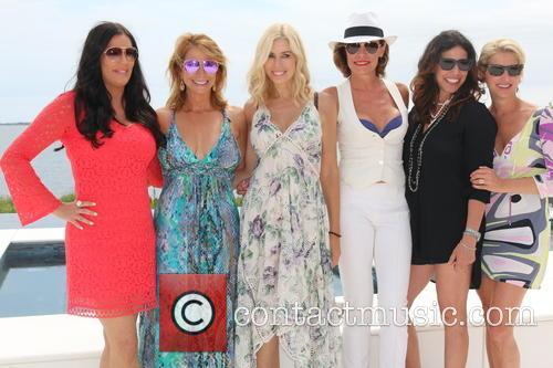 Patti Stanger, Jill Zarin, Aviva Drescher, Luann De Lesseps, Cindy Barshop and Dorinda Medley 3