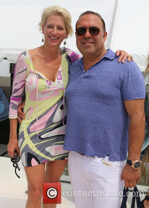 Dorinda Medley and John Mahdessian 1