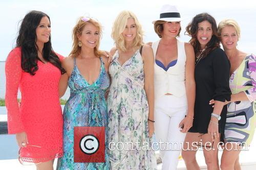 Patti Stanger, Jill Zarin, Aviva Drescher, Luann De Lesseps, Cindy Barshop and Dorinda Medley 1