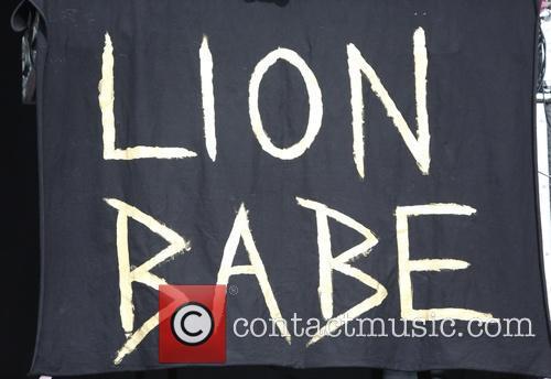 Lion Babe 2