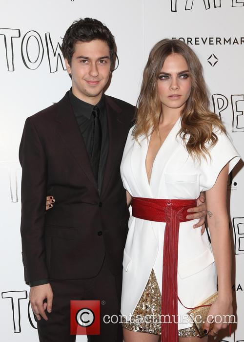 Nat Wolff and Cara Delevingne 3