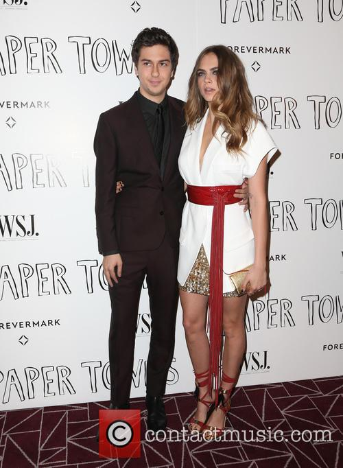 Nat Wolff and Cara Delevingne 4
