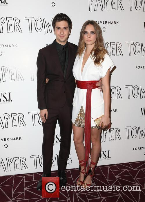 Nat Wolff and Cara Delevingne 5