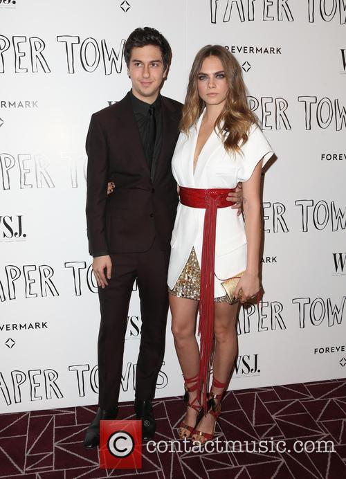Nat Wolff and Cara Delevingne 6