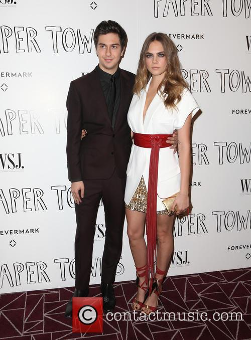 Nat Wolff and Cara Delevingne 7