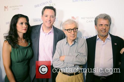 Ayn Rose, Michael Rose, Woody Allen and Ron Chez 1