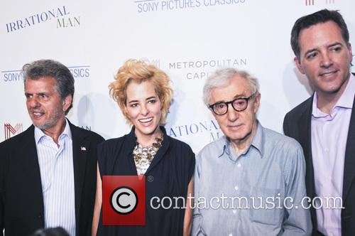 Ron Chez, Parker Posey, Woody Allen and Michael Rose 3