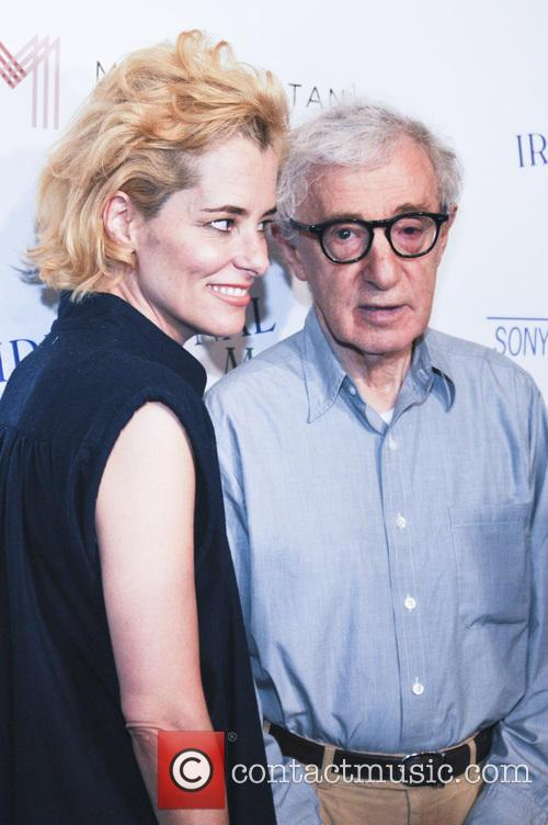 Parker Posey and Woody Allen 6