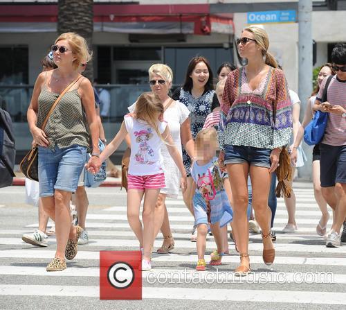 Alex Gerrard_family, Alex Gerrard, Lourdes Gerrard, Lilly-ella Gerrard, Lexie Gerrard, Julie Gerrard and Kim Curran 8