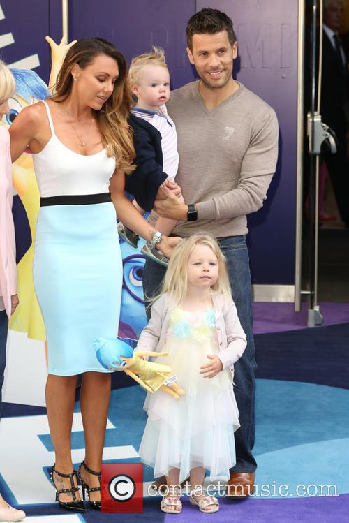 Michelle Heaton, Hugh Hanley, Faith Michelle Hanley and Aaron Jay Hanley 3