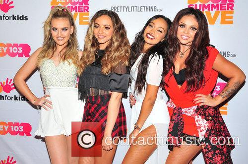 Little Mix, Jade Thirlwall, Perrie Edwards, Leigh-anne Pinnock and Jesy Nelson 6