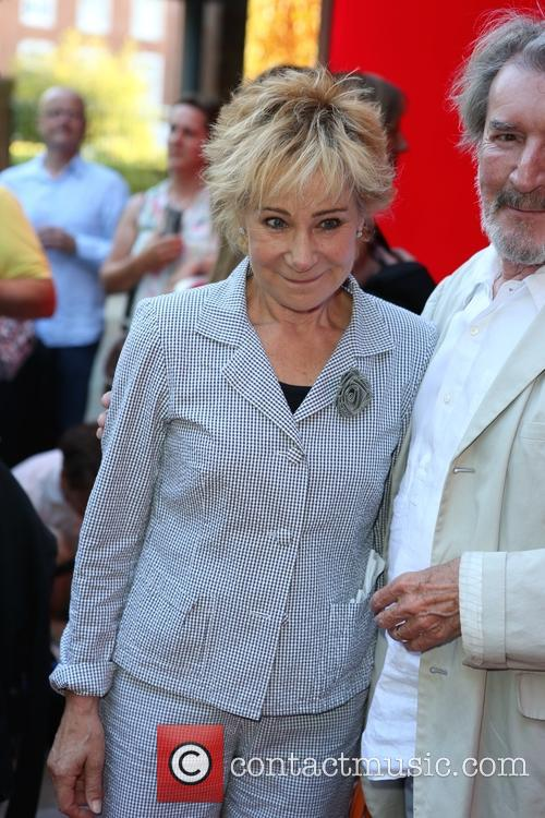 Zoe Wanamaker and Guest 1