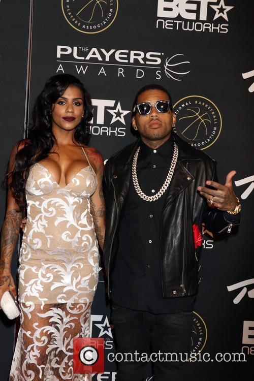 Kid Ink and Asiah Azante 2