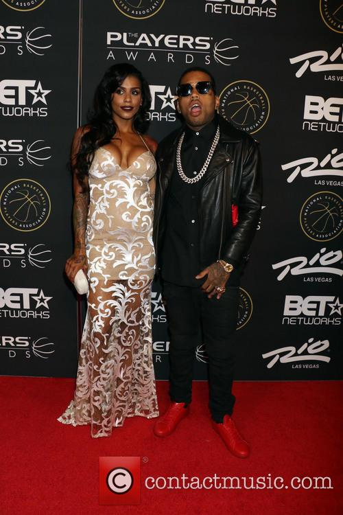 Kid Ink and Asiah Azante 1