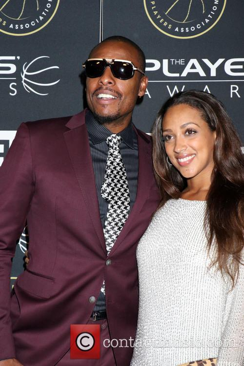 Paul Pierce and Julie Pierce