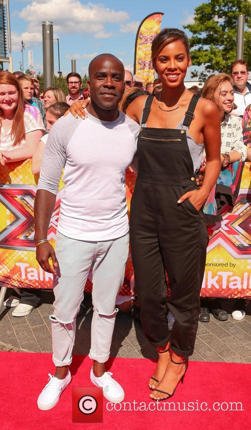 Rochelle Humes and Melvin Odoom 3