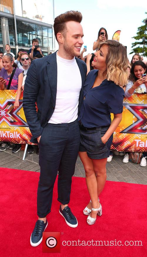 Olly Murs and Caroline Flack 8