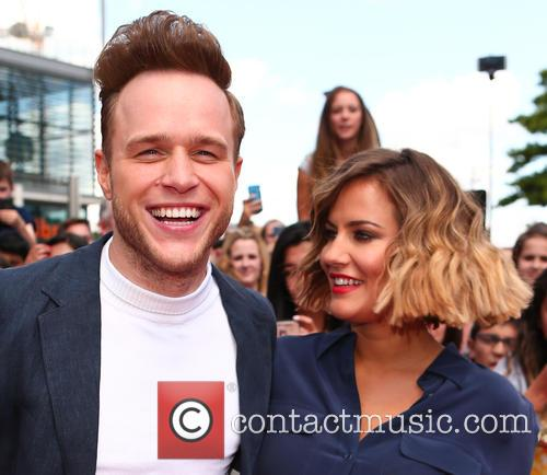 Olly Murs and Caroline Flack 9