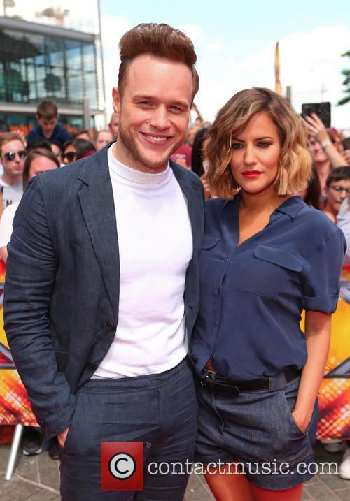 Olly Murs and Caroline Flack 10