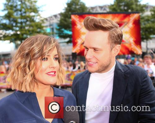 Caroline Flack Denies Fall-out With Olly Murs After 'X Factor' Axe