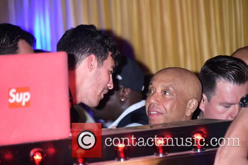 Joe Jonas and Russell Simmons 11