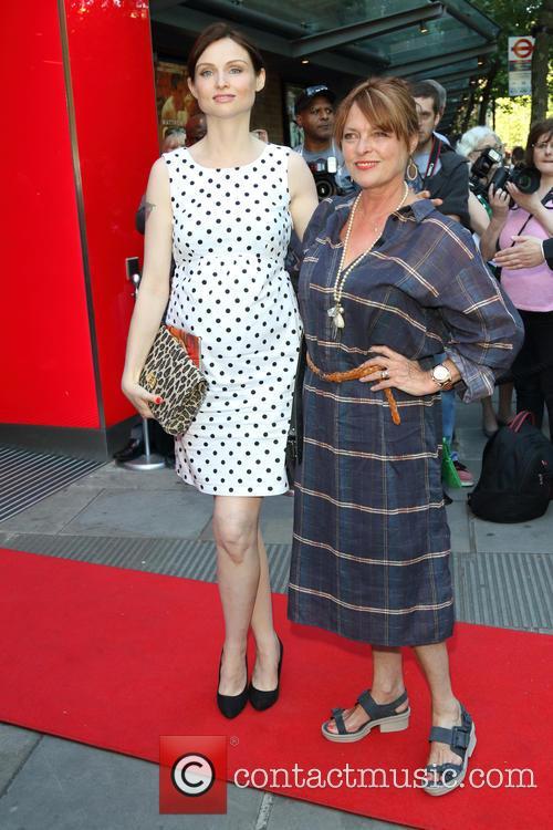Sophie Ellis Bextor and Janet Ellis 4