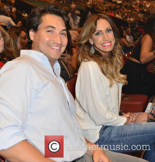 Luis Alfonso Borrego and Lili Estefan 2