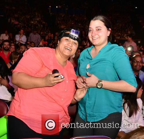 Couple Cindy Gutierrez, Jennifer Clavijo and Get Engage 6