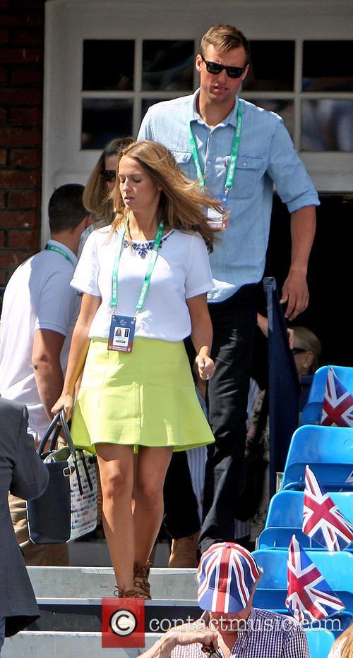 Tennis, Kim Murray and Kim Spears 2