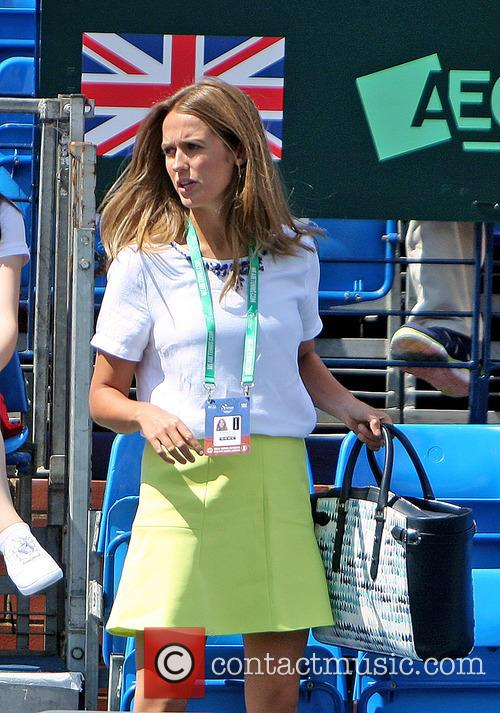 Tennis, Kim Murray and Kim Spears 6
