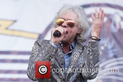 The Boomtown Rats and Bob Geldof 2