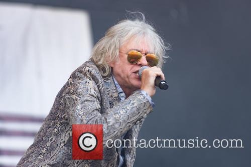 The Boomtown Rats and Bob Geldof 5