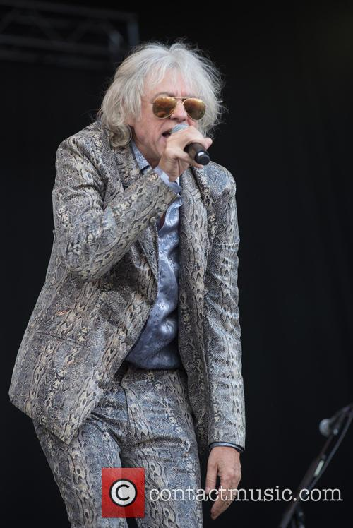 The Boomtown Rats and Bob Geldof 8