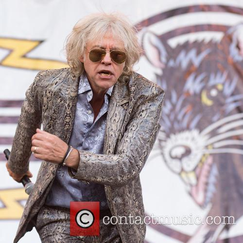 The Boomtown Rats and Bob Geldof 1