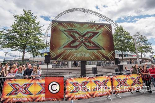 X Factor auditions at the Wembley Arena