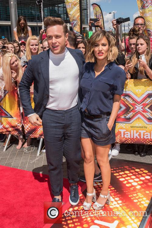 Olly Murs and Caroline Flack 4
