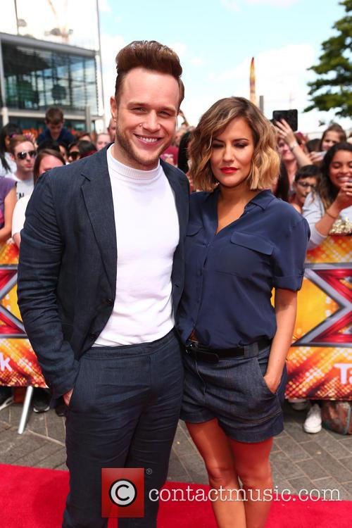 Caroline Flack and Olly Murs 3