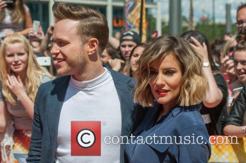 Caroline Flack and Olly Murs 10