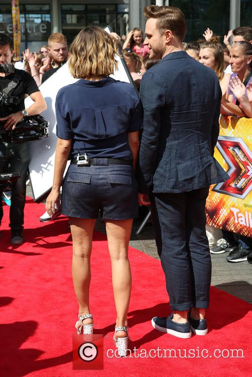 Olly Murs and Caroline Flack 11