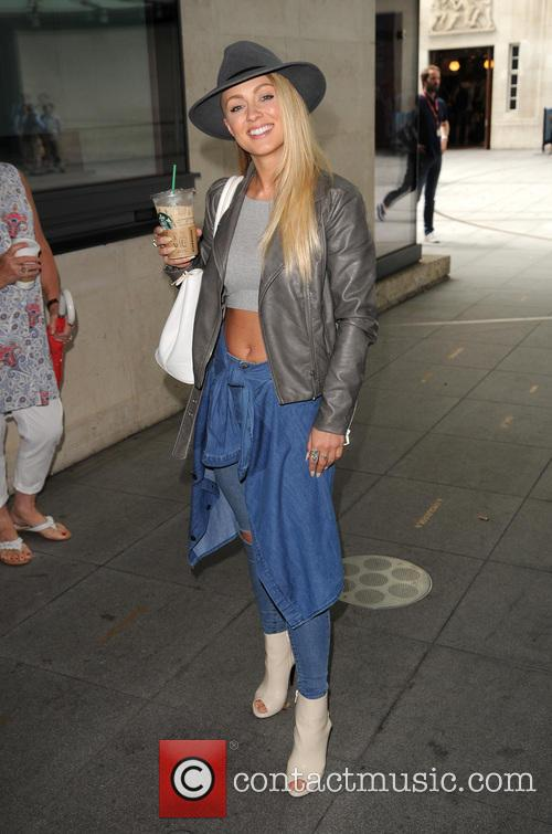 Alexa Goddard at BBC Radio 1