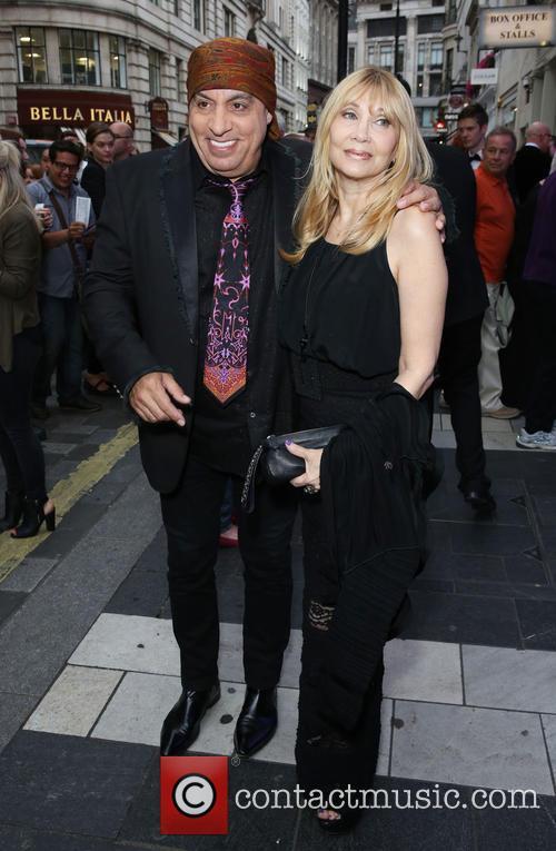 Steven Van Zandt and Maureen Van Zandt 4