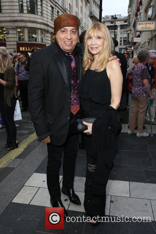 Steven Van Zandt and Maureen Van Zandt 5