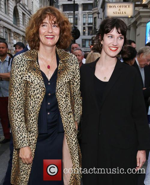 Anna Chancellor and Poppy Chancellor 3