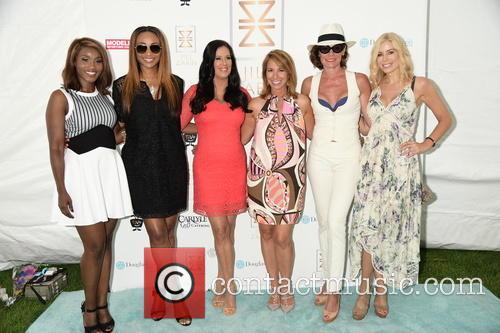 Carla Stevens, Cynthia Bailey, Millionaire Matchmaker Patti Stanger, Jill Zarin, Countess Luann De Lesseps and Aviva Drescher 5