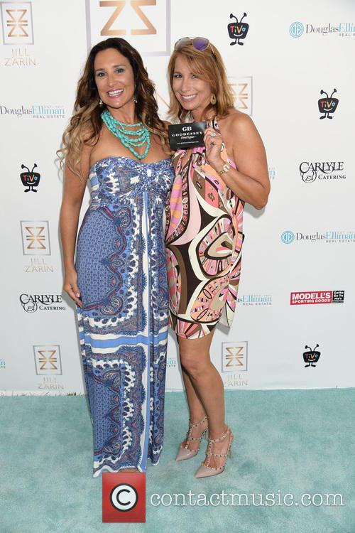 Carole Crist and Jill Zarin 1