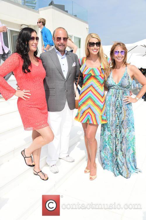 Patti Stanger, Bobby Zarin, Beth Stern and Jill Zarin 2